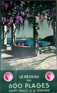 Le Réseau des 600 Plages – 1927
