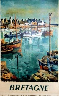 Bretagne – Affiche de 1970