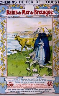 Bains de Mer de Bretagne – 1898