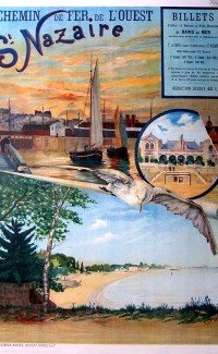 """St-Nazaire"" – 1900"