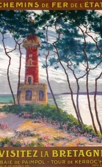 Visitez La Bretagne, Baie de Paimpol – 1930